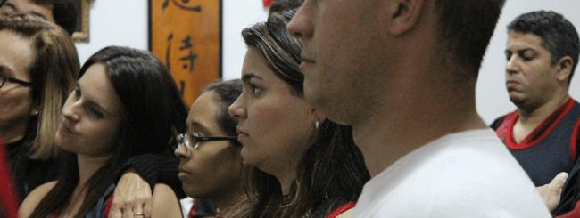Seminário Wing Chun Experience 2013 em Niterói