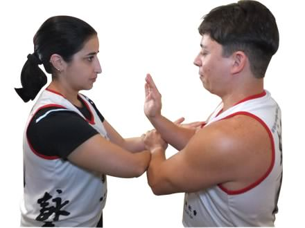 Wing Chun Kung Fu Niterói - defesa pessoal para mulheres