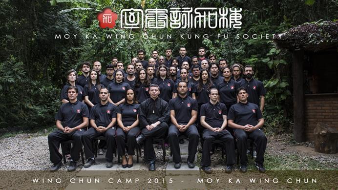 Cerimonias de Kung Fu em Niteroi
