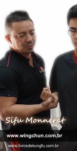 Aulas de Wing Chun Kung Fu RJ com Sifu Monnerat