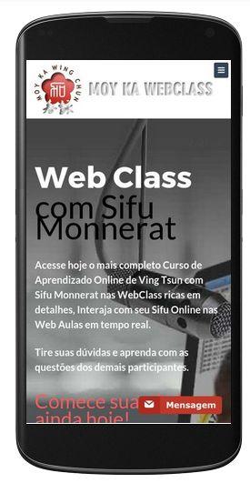 Vídeo Aulas de Wing Chun em Português
