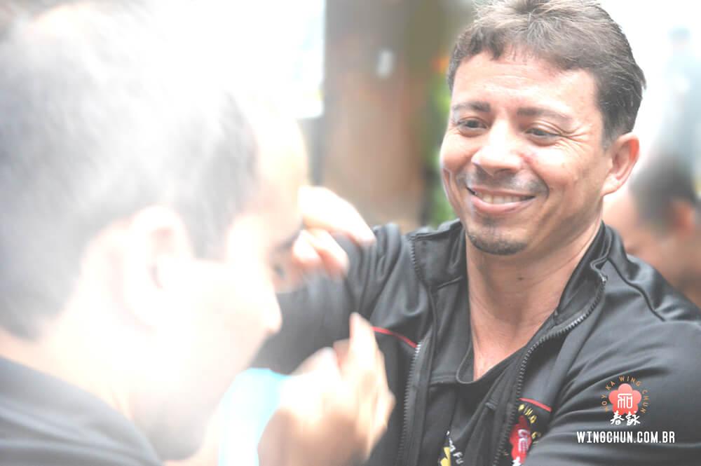 Guilherme Tadeu passa para o Domínio Intermediário Cham Kiu
