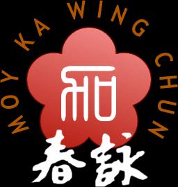 Mestre de Kung Fu em Niteroi  - LOGO REDONDA 1 - Grão-mestre de Kung Fu em Niteroi RJ