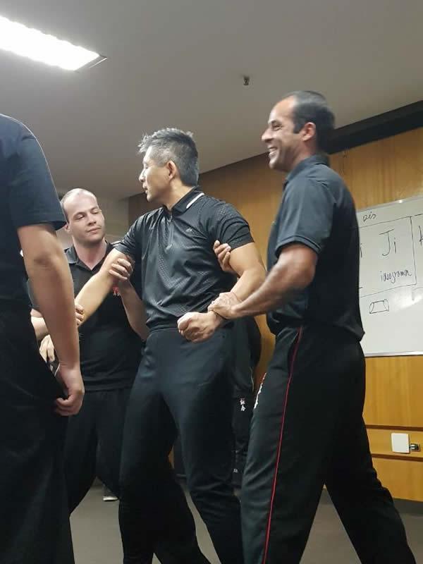 - leo imamura sifu monnerat kung fu niteroi rj - Grão-mestre de Kung Fu em Niteroi RJ
