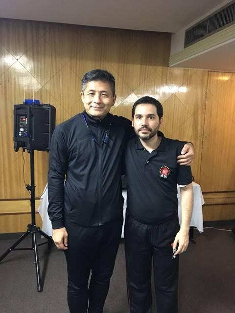 - kung fu niteroi wing chun icarai 12 - Galeria – Visita da Liderança – Abril de 2018