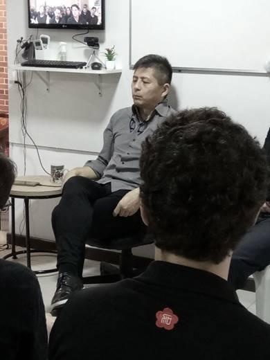 - kung fu niteroi wing chun icarai 3 2 Copia - Galeria – Visita da Liderança – Abril de 2018