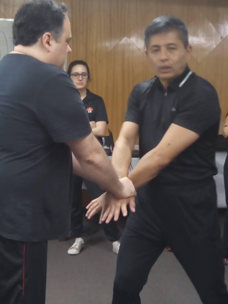- kung fu niteroi wing chun icarai 4 - Grão-mestre de Kung Fu em Niteroi RJ