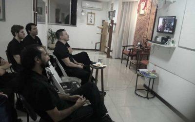 80 anos de Patriarca Moy Yat em Niterói