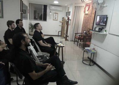 - kung fu niteroi 3 400x284 - 80 anos de Patriarca Moy Yat em Niterói
