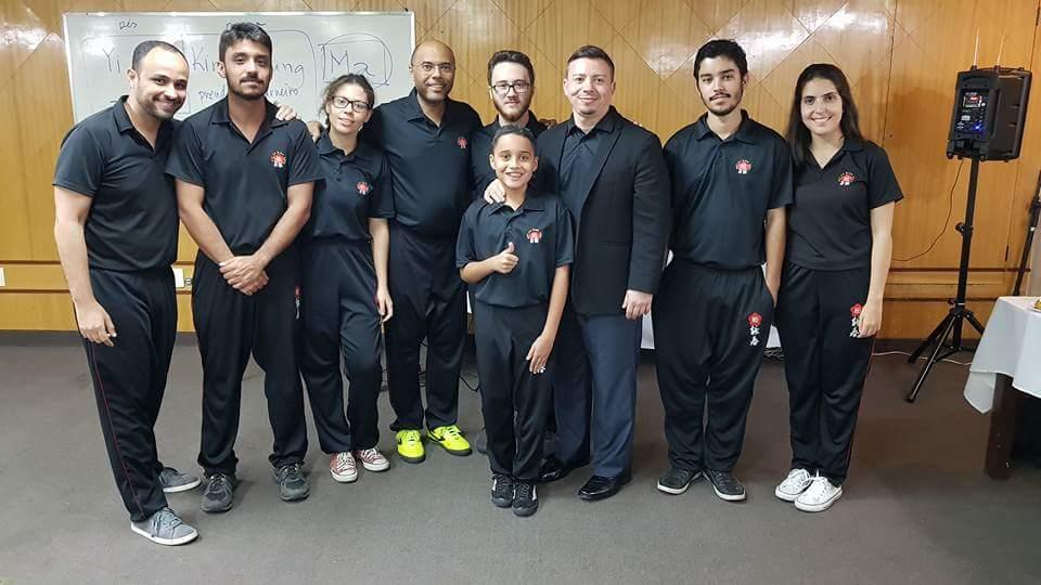 Wing Chun na Tijuca – RJ com Sifu Monnerat