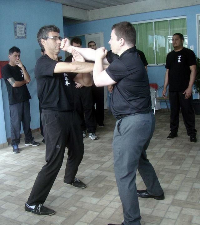 Wing Chun em Volta Redonda