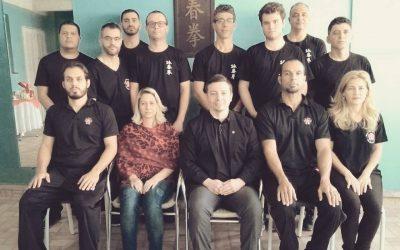 Wing Chun em Volta Redonda recebe Sifu Monnerat