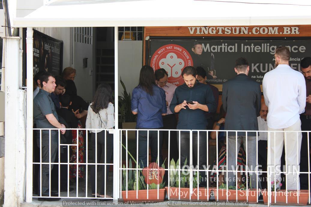 inauguração do núcleo de kung fu em niterói - academias kung fu niteroi rj 21 - Inauguração do Núcleo de Kung Fu em Niterói