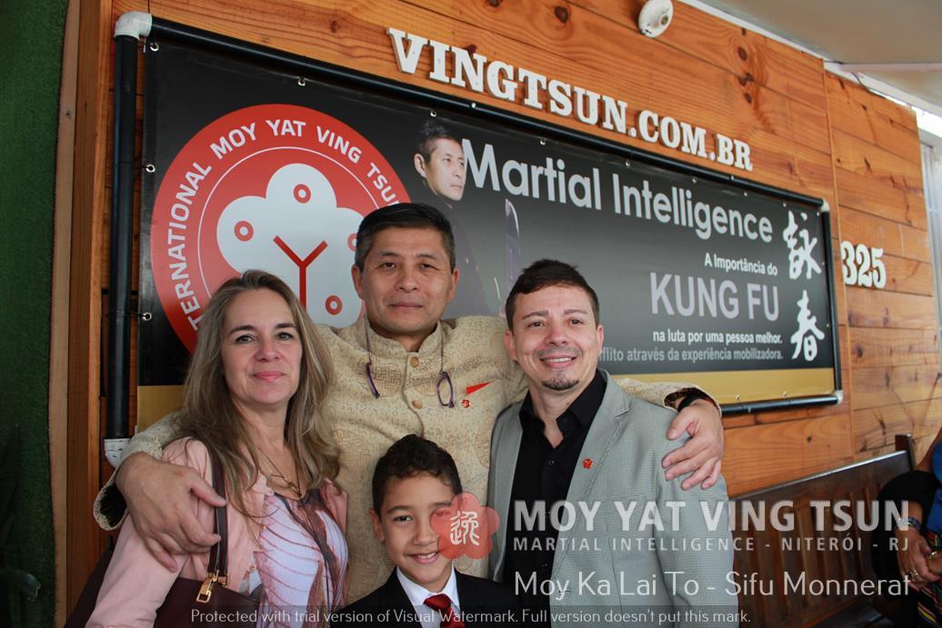 inauguração do núcleo de kung fu em niterói - academias kung fu niteroi rj 25 - Inauguração do Núcleo de Kung Fu em Niterói