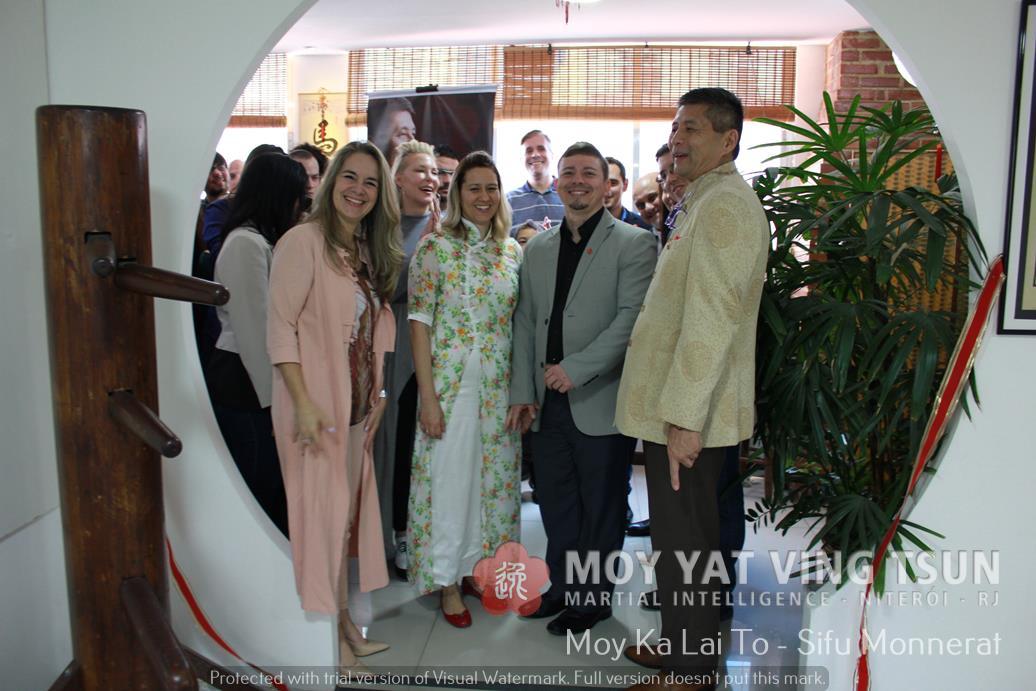 inauguração do núcleo de kung fu em niterói - academias kung fu niteroi rj 35 - Inauguração do Núcleo de Kung Fu em Niterói