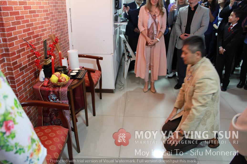 inauguração do núcleo de kung fu em niterói - academias kung fu niteroi rj 4 - Inauguração do Núcleo de Kung Fu em Niterói