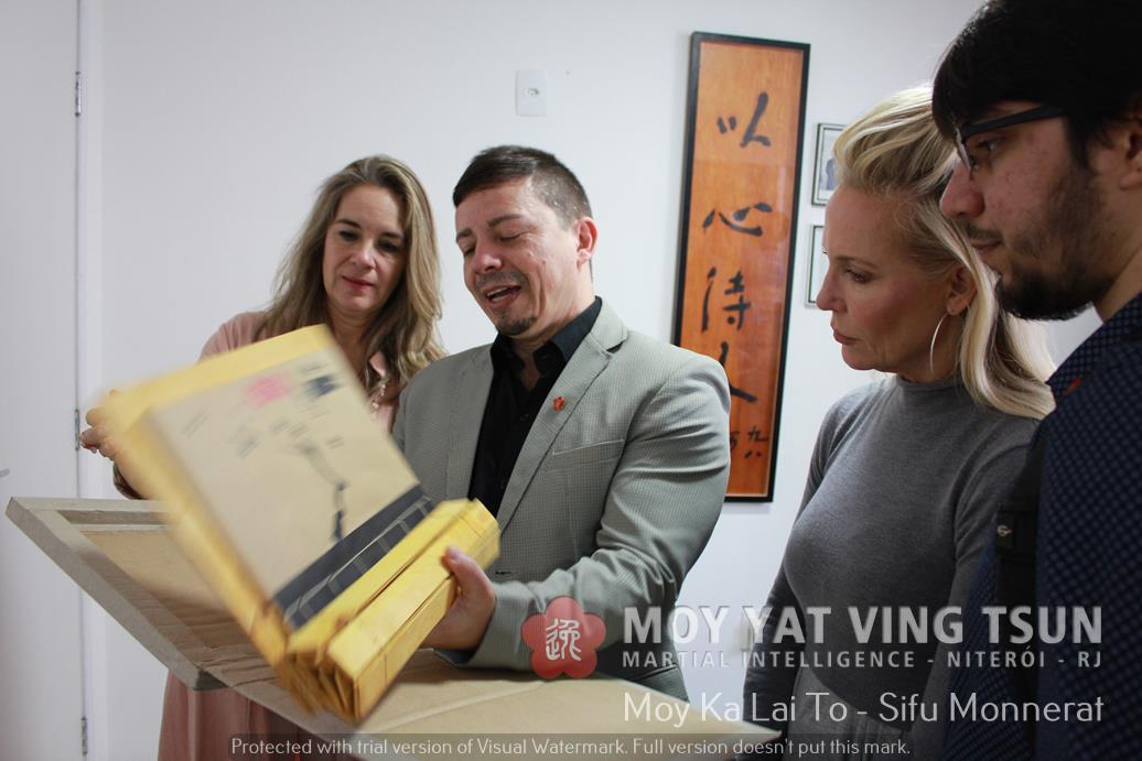 inauguração do núcleo de kung fu em niterói - academias kung fu niteroi rj 42 - Inauguração do Núcleo de Kung Fu em Niterói