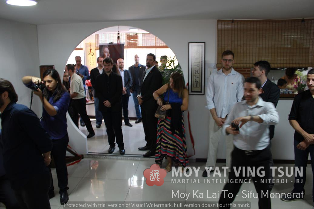 inauguração do núcleo de kung fu em niterói - academias kung fu niteroi rj 45 - Inauguração do Núcleo de Kung Fu em Niterói