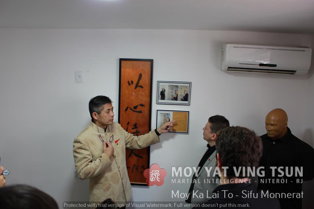 inauguração do núcleo de kung fu em niterói - escolas kung fu niteroi rio 12 - Inauguração do Núcleo de Kung Fu em Niterói