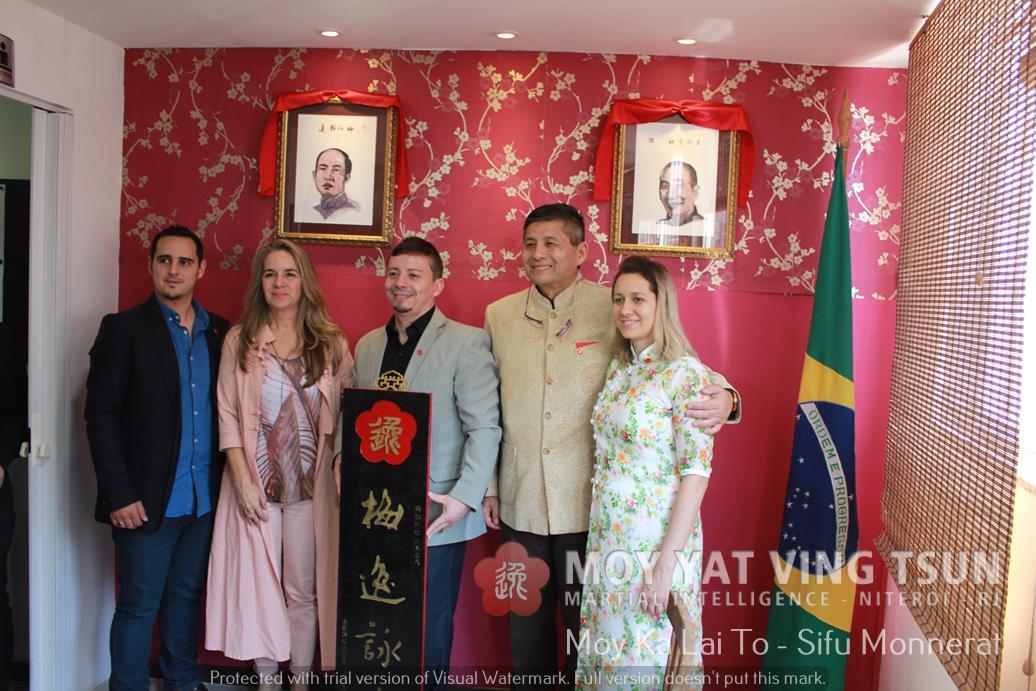 inauguração do núcleo de kung fu em niterói - escolas kung fu niteroi rio 5 - Inauguração do Núcleo de Kung Fu em Niterói