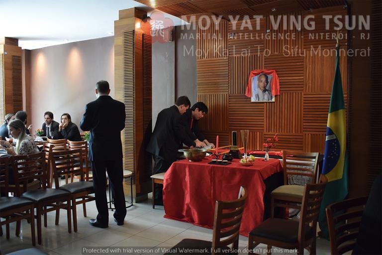 - moy yat ving tsun kung fu niteroi wing chun 12 - Fundação da Família Kung Fu em Niterói