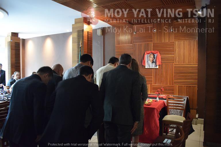 - moy yat ving tsun kung fu niteroi wing chun 13 - Fundação da Família Kung Fu em Niterói