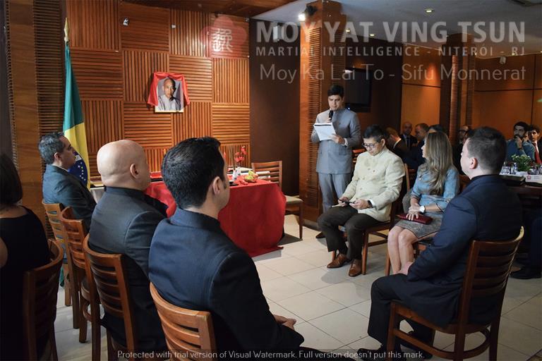 - moy yat ving tsun kung fu niteroi wing chun 19 - Fundação da Família Kung Fu em Niterói