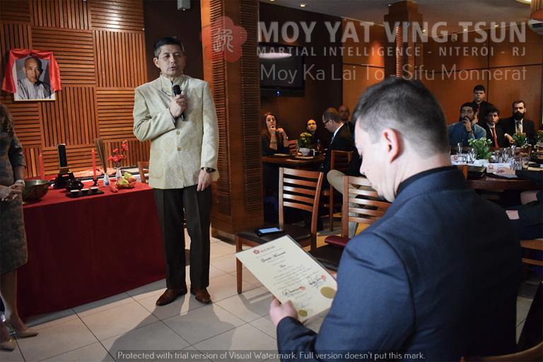 - moy yat ving tsun kung fu niteroi wing chun 24 - Fundação da Família Kung Fu em Niterói