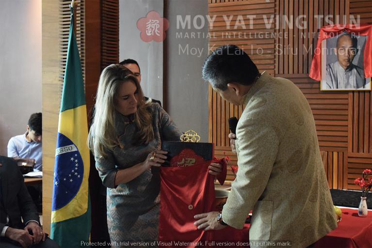 - moy yat ving tsun kung fu niteroi wing chun 26 - Fundação da Família Kung Fu em Niterói