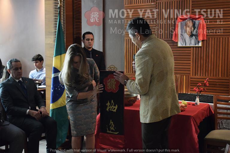 - moy yat ving tsun kung fu niteroi wing chun 27 - Fundação da Família Kung Fu em Niterói