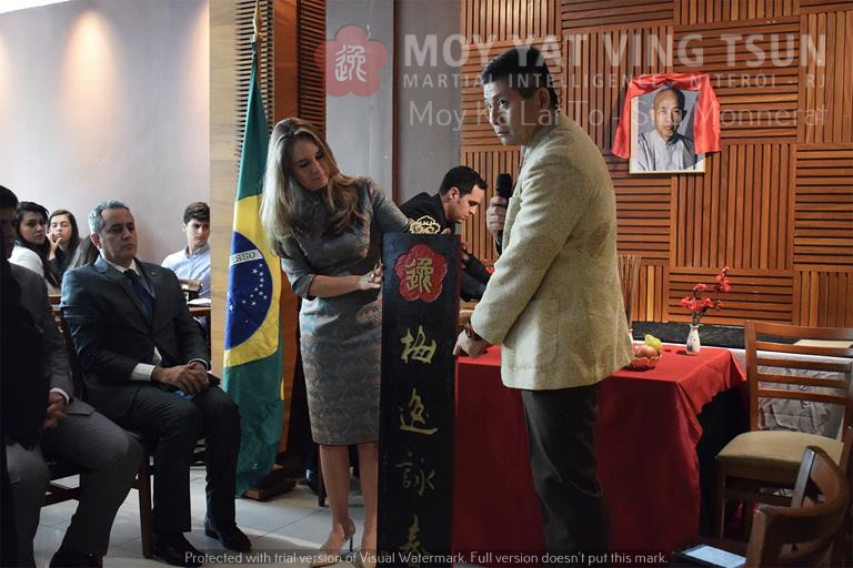- moy yat ving tsun kung fu niteroi wing chun 28 - Fundação da Família Kung Fu em Niterói