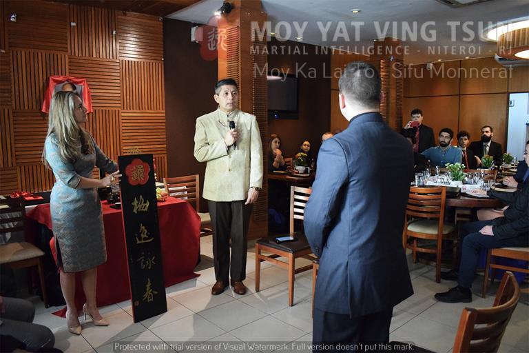 - moy yat ving tsun kung fu niteroi wing chun 29 - Fundação da Família Kung Fu em Niterói