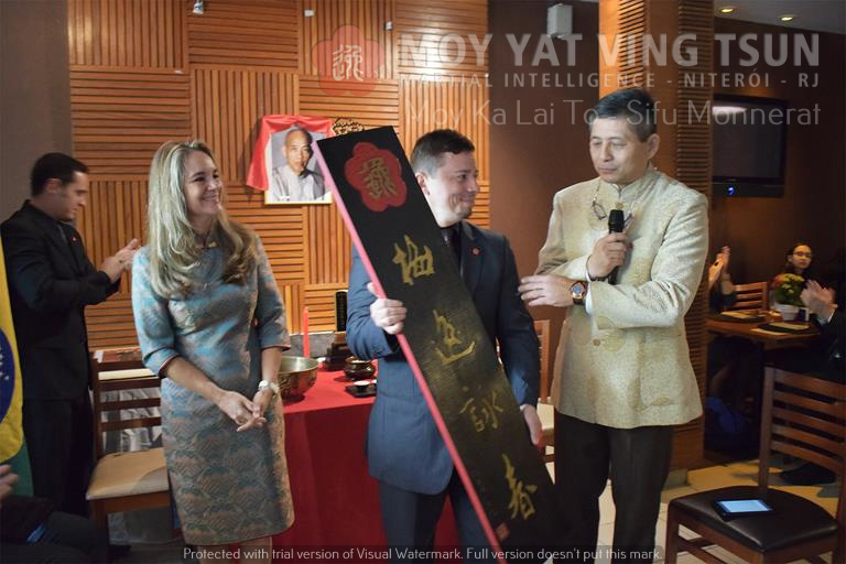 - moy yat ving tsun kung fu niteroi wing chun 30 - Fundação da Família Kung Fu em Niterói