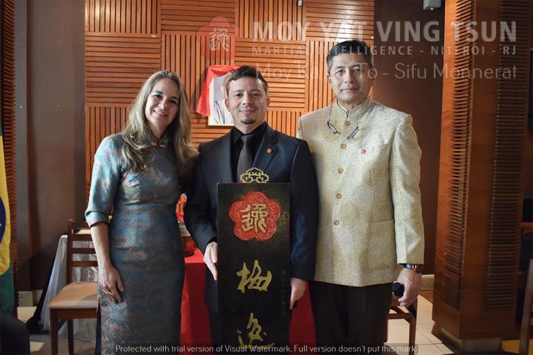 - moy yat ving tsun kung fu niteroi wing chun 31 - Fundação da Família Kung Fu em Niterói