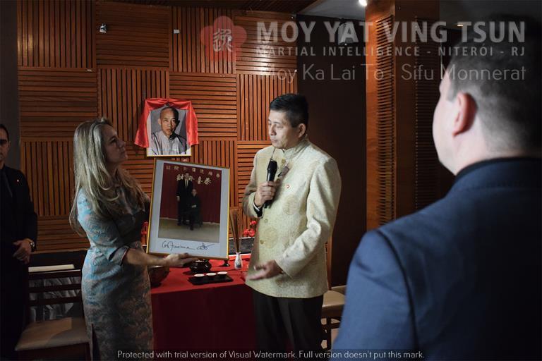 - moy yat ving tsun kung fu niteroi wing chun 32 - Fundação da Família Kung Fu em Niterói
