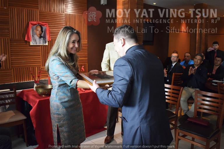 - moy yat ving tsun kung fu niteroi wing chun 34 - Fundação da Família Kung Fu em Niterói
