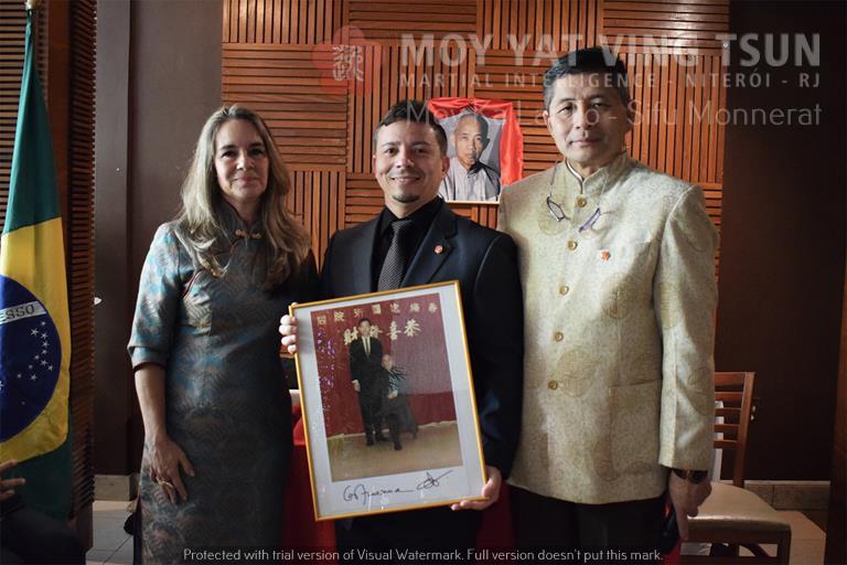 - moy yat ving tsun kung fu niteroi wing chun 36 - Fundação da Família Kung Fu em Niterói