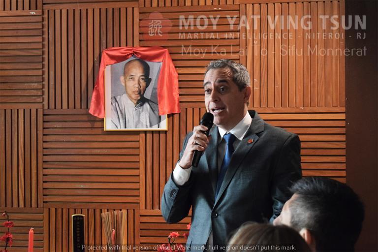 - moy yat ving tsun kung fu niteroi wing chun 38 - Fundação da Família Kung Fu em Niterói