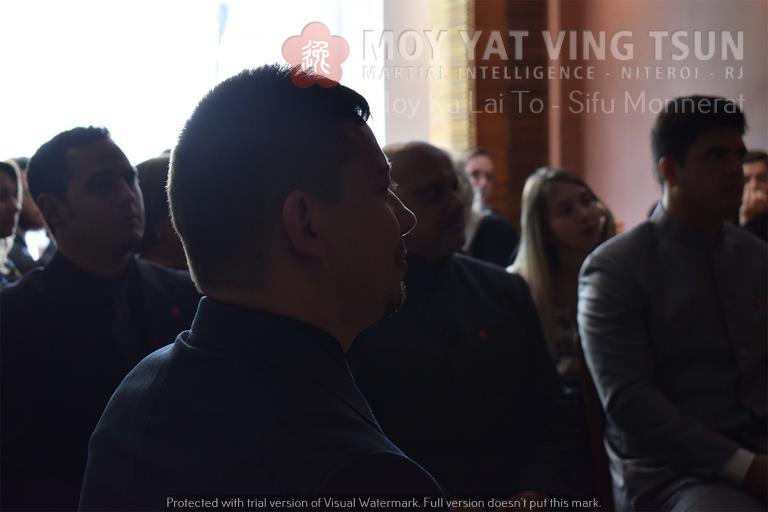 - moy yat ving tsun kung fu niteroi wing chun 39 - Fundação da Família Kung Fu em Niterói