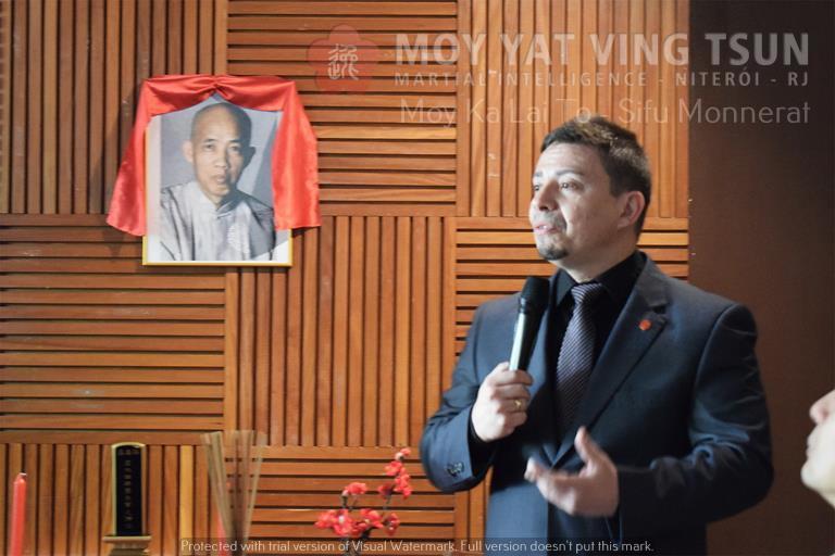 - moy yat ving tsun kung fu niteroi wing chun 41 - Fundação da Família Kung Fu em Niterói