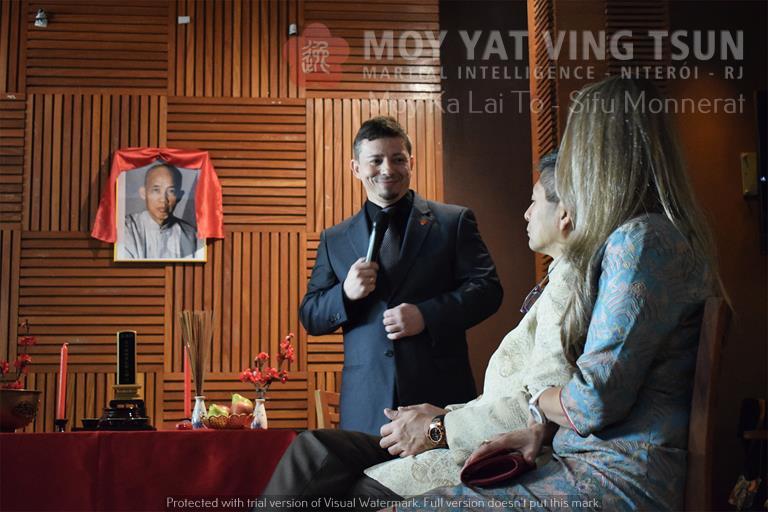 - moy yat ving tsun kung fu niteroi wing chun 42 - Fundação da Família Kung Fu em Niterói