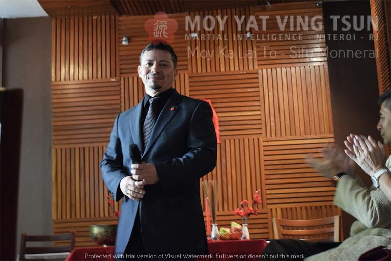 - moy yat ving tsun kung fu niteroi wing chun 43 - Fundação da Família Kung Fu em Niterói