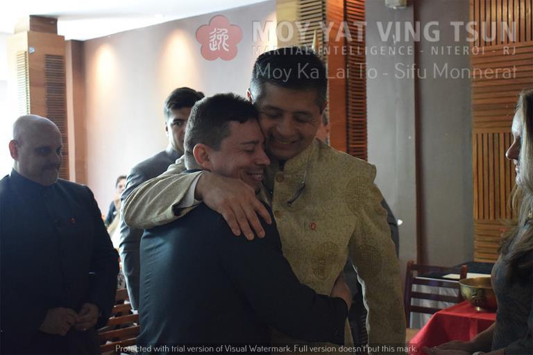- moy yat ving tsun kung fu niteroi wing chun 44 - Fundação da Família Kung Fu em Niterói
