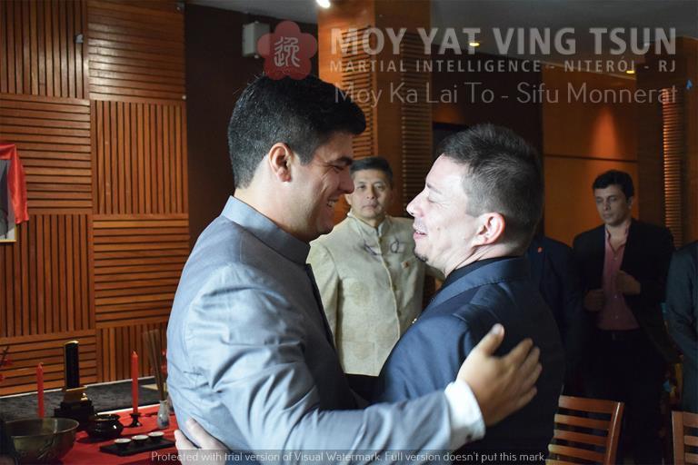 - moy yat ving tsun kung fu niteroi wing chun 45 - Fundação da Família Kung Fu em Niterói