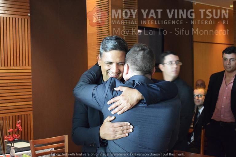 - moy yat ving tsun kung fu niteroi wing chun 46 - Fundação da Família Kung Fu em Niterói
