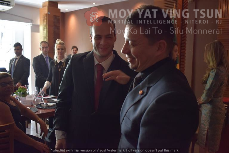 - moy yat ving tsun kung fu niteroi wing chun 48 - Fundação da Família Kung Fu em Niterói