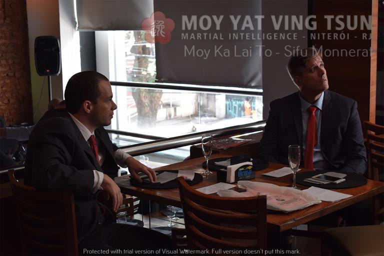- moy yat ving tsun kung fu niteroi wing chun 5 - Fundação da Família Kung Fu em Niterói