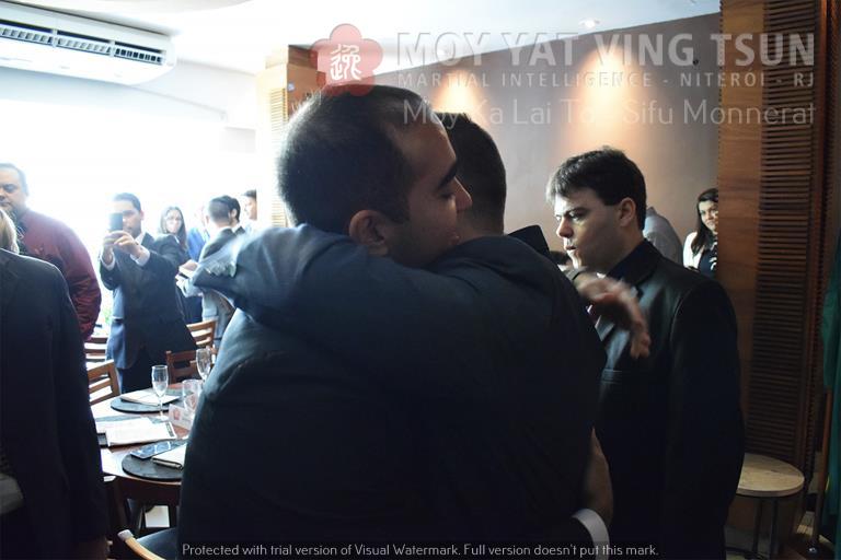 - moy yat ving tsun kung fu niteroi wing chun 52 - Fundação da Família Kung Fu em Niterói