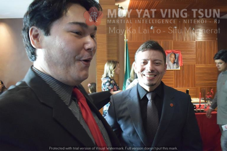 - moy yat ving tsun kung fu niteroi wing chun 53 - Fundação da Família Kung Fu em Niterói