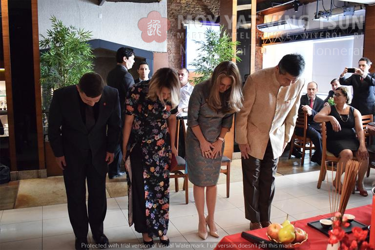 Cerimônia de Discipulado de Kamille Burns - moy yat ving tsun kung fu niteroi wing chun 56 - Cerimônia de Discipulado de Kamille Burns